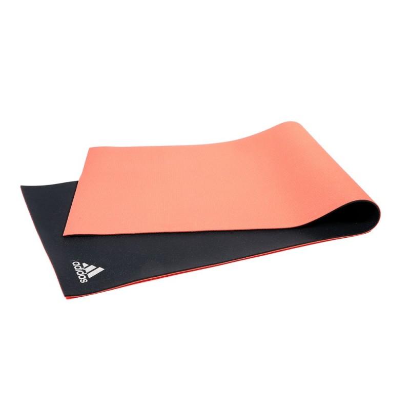 Adidas 6毫米厚雙面瑜伽墊