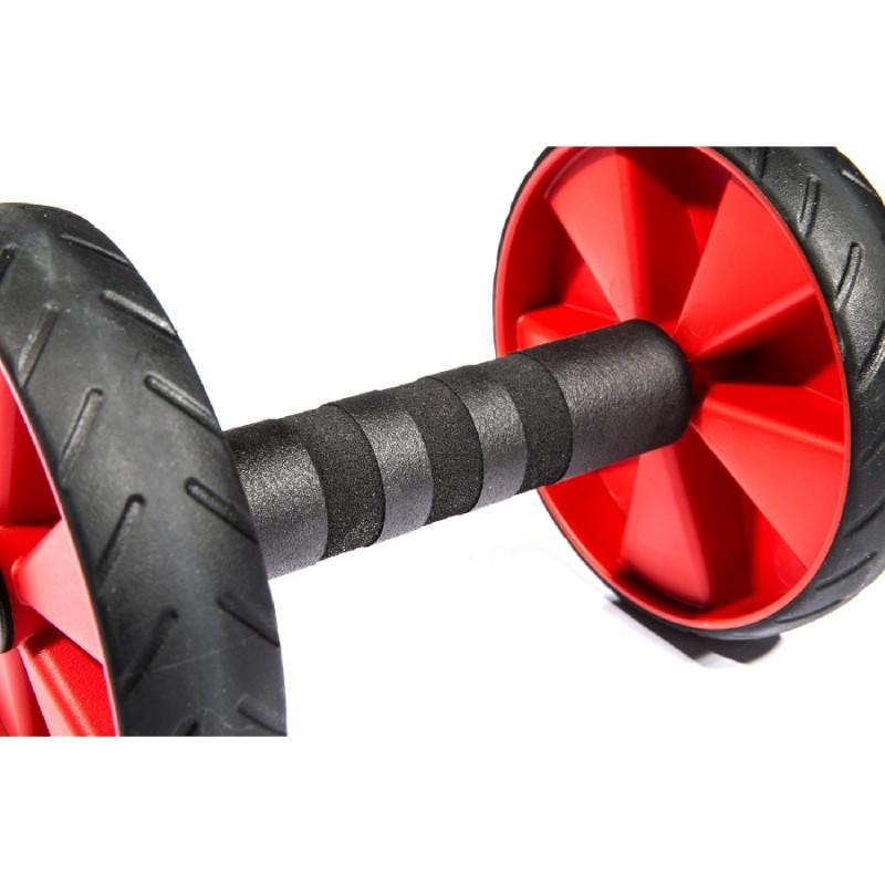 Adidas 雙滾輪健腹器